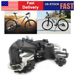 7s 8s MTB Bicycle Rear Derailleur Bike Part Black For bike Tourney TX35 $17.91