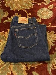 Vintage Levis 701 501  Made in the USA Student Fit No Redline Or Big E 2834 $49.99