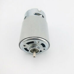 1pcs 550 DC 6 24V 11600RPM High Speed Micro Motor for DIY Electric Drill Motor $6.99