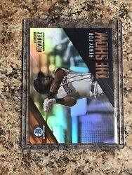 2019 Bowman YORDAN ALVAREZ RC Ready For The Show HOUSTON ASTROS $5.00