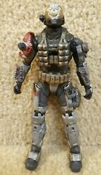 2010 McFarlane XBOX Halo Reach Series 1 USNC Action Figure Emile $59.00