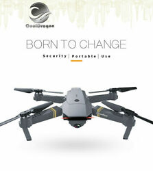 E58 2.4GHz RC Drone FPV Wifi 4K HD Camera 6-Axis Foldable Quadcopter + Battery $45.99