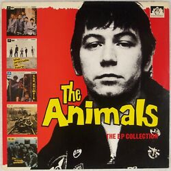 THE ANIMALS: EP Collection UK See For Miles Blues Rock LP NM Vinyl $20.00