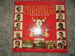Good Year: Great Songs Of Christmas by great artists of our time1966 $4.00
