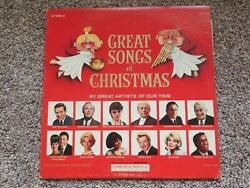 Good Year:Great Songs of Christmas by great artists of our time1965 $4.00