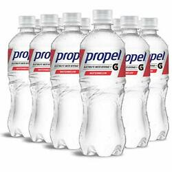 Propel Watermelon Zero Calorie Sports Drinking Water with Electrolytes 12 CT $9.50