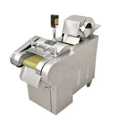 Automatic Kitchen Tool Commerical Vegetable Chopper Machine Slicer Food Cutter $1439.25