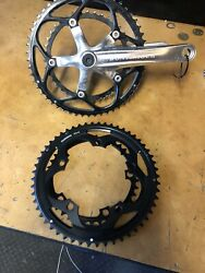 Bontrager Road Crankset 5339 175mm With New Shimano Rings $58.00