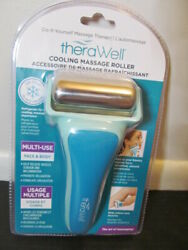 TheraWell Cooling Massage Roller Do-it-Yourself Message Therapy $11.49