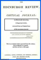 Alien Law of England. A rare original article from the Edinburgh Review 1825. 1 GBP 17.99