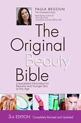 The Original Beauty Bible: Skin Care Facts for Ageless Beauty $5.86