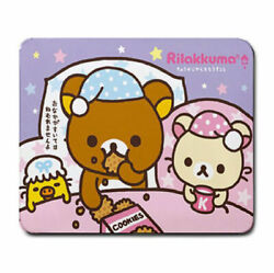 Rilakkuma vibrant gaming wire or wireless office home computer pc mouse pad $11.99