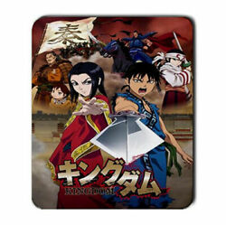 Anime Kingdom vibrant computer gaming wire wireless mouse pad $11.99