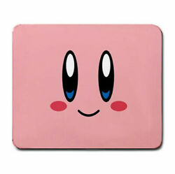 Kirby vibrant computer gaming wire wireless mouse pad $11.99