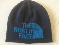 The North Face Men's Highline Beanie Hat Blue One Size Fits All $10.99