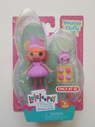 NEW Target Exclusive Easter Lalaloopsy Mini Bouncer Fluffy Tail Doll RETIRED $10.45