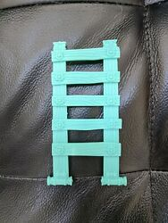 Fisher Price Imaginext Playset Accessory Teal Ladder for Replacement $2.50