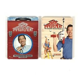Home Improvement - The Complete FirstSecond Season 1 & 2 (DVD 2004) Very Clean $14.99