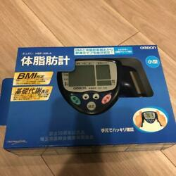 OMRON HBF 306 A body fat meter Composition amp; Scale blue Japan $55.98