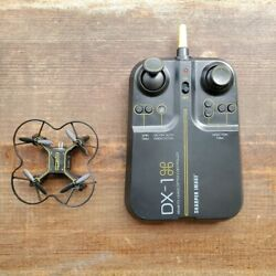 Sharper Image Rechargeable 2.4GHz Micro Drone With Gyro Stabilization Pre Owned $10.99