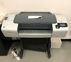 Large-Format Inkjet Plotter Printer 44 HP DesignJet T790 PS CR650A $99.99