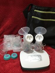 Evenflo Double Electric Breast Pump Advanced New baby diaper hand bag 2951 $44.99