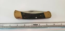 Buck #110 - Collectible Folding Knife - NO RESERVE! FREE SHIPPING! $10.50