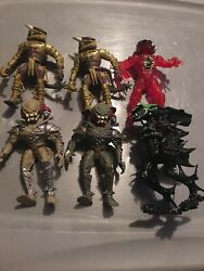Kenner Aliens vs. Predator Action Figure Loose Lot $10.00
