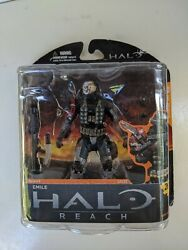 Halo Reach Series 1 Emile 5 Action Figure McFarlane Toys Sealed in box $20.50