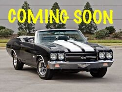 1970 Chevrolet Chevelle SS454-NEW BUILD TO ORDER 1970 Chevrolet Chevelle SS454 NEWBUILDTOORDER CONVERTIBLE $80,000.00
