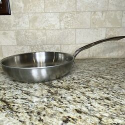 VIKING 8 INCH 7-PLY Stainless Steel FRY PAN $95.00