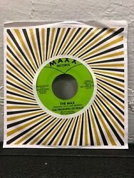 "PROPHETS OF PEACE the max  you can be 7"" 45 Numero re-issue NEW northern soul $10.00"