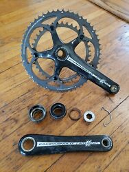 Campagnolo Athena 11 speed Carbon Cranks 3953 Crankset 170 mm with BB $21.50