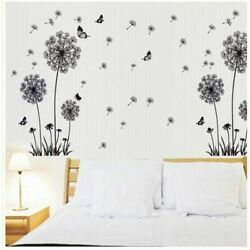 Bedroom Stickers Poastoral Style Wall Stickers Original Design Pvc Wall Decals $11.99