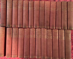 1897~Mark Twain's Works Author's National Edition~Complete 25 Vol. Harper's Set