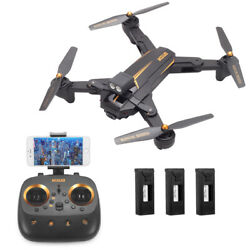 VISUO XS812 2.4G GPS 5G Wifi 1080P Wide Angle Camera RC Drone Model Toys US K6V5 $82.89