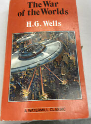 THE WAR OF THE WORLDS by H.G. Wells 1980 Vintage Paperback $5.00