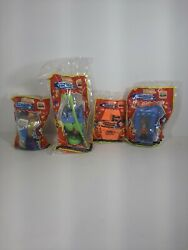 4 New Nickelodeon Kids Choice Awards 1999 Burger King Toys $18.00