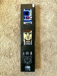 Stance Star Wars Gift Set A New Hope 3 Pairs Socks Size Large L FREE SHIPPING $30.00