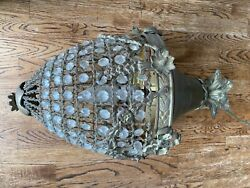 Antique Light Fixture $200.00