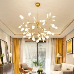 54 Light Modern Sputnik Fireflies Chandeliers Pendant Lighting Ceiling Fixtures $199.51