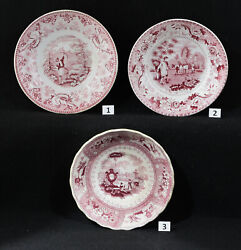 Saucer Only For Handless Cup Pattern amp; Maker Unknown Select Choice $21.99