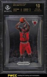 2012 Panini Prizm Jimmy Butler ROOKIE RC #205 BGS 10 BLACK LABEL $4999.00