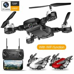 Drone x pro 5G Selfi WIFI FPV GPS With 1080P HD Camera Foldable RC Quadcopter 20 $42.99