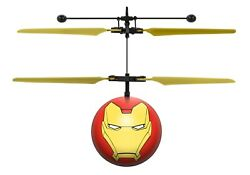 Marvel Avengers IRON MAN IR UFO Ball Helicopter Remote Control Toy $9.95