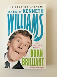 Kenneth Williams: Born Brilliant: The Life of Kenneth by Stevens Christopher PB $11.95