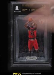 2012 Panini Prizm Jimmy Butler ROOKIE RC #205 BGS 10 BLACK LABEL $6722.00