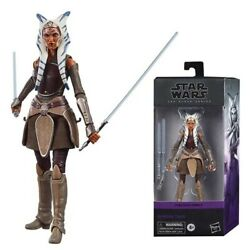 AHSOKA TANO STAR WARS Black Series Action Figure 6 Inch. IN STOCK $27.99