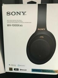 Sony Noise Cancelling Headphones: Wireless Bluetooth Over the Ear Head $209.00