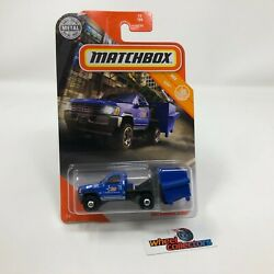 Garbage Scout #10 * Blue * 2020 Matchbox Case W $2.99